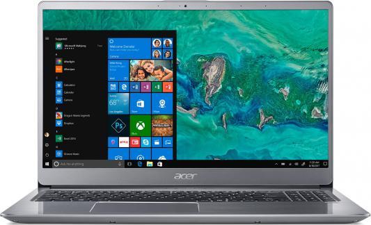 Ультрабук Acer Swift 3 SF315-52G-50UB (NX.GZAER.001) ультрабук acer swift 3 sf315 52g 52b4 nx gzcer 002
