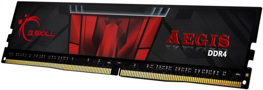 Оперативная память 4Gb (1x4Gb) PC4-19200 2400MHz DDR4 DIMM CL15 G.Skill Aegis F4-2400C15S-4GIS