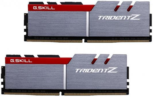 Модуль памяти DDR4 G.SKILL TRIDENT Z 32GB (2x16GB kit) 3200MHz CL16 PC4-25600 1.35V / F4-3200C16D-32GTZ