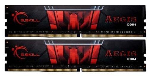 Оперативная память 16Gb (2x8Gb) PC4-24000 3000MHz DDR4 DIMM CL16 G.Skill F4-3000C16D-16GISB