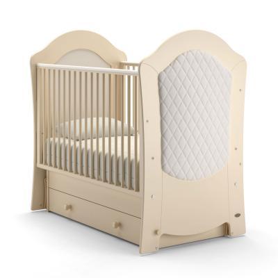 Кроватка с маятником Nuovita Tempi Swing (avorio) кроватка с маятником sweet baby eligio avorio слоновая кость