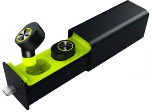 Гарнитура Qcyber QM-01-001DV01 TWS черный qcyber king pad