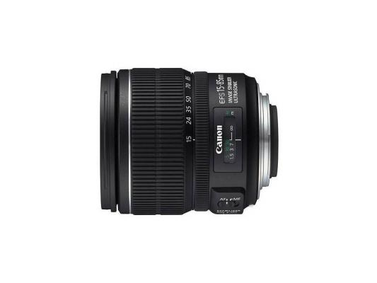 Объектив Canon EF-S 15-85mm F/3.5-5.6 IS USM (3560B005) объектив canon ef s usm 0284b007