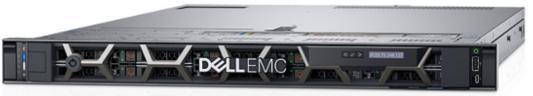 Сервер Dell PowerEdge R640 2x4112 2x16Gb 2RRD x8 1x1.2Tb 10K 2.5 SAS H730p iD9En i350 QP 2x750W 3Y PNBD (R640-3363)