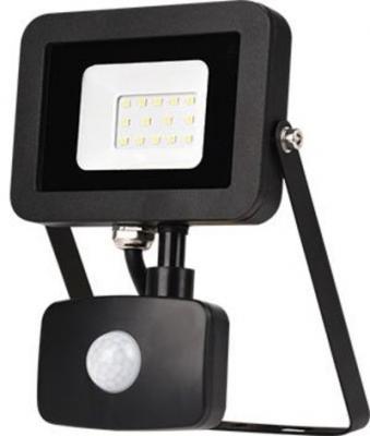 ЭРА Б0029430 Прожектор светодиодный LPR-20-6500К-М-SEN SMD Eco Slim {20W, 6500К, с датчиком движения} прожектор светодиодный эра lpr 30 6500к м smd eco slim