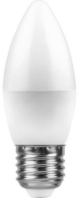 СТАРТ (4680024811378) Светодиодная лампа. Форма - свеча. Холодный белый свет. LEDCandleE27 7W 40 светодиодная лента 3m холодный белый 9 7w paulmann 70593