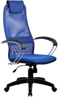Кресло BK-8 PL № 23 сетка, синий визитница durable visifix 2385 58 переносная для 200 визиток темно серый