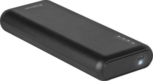 Defender Внешний аккумулятор Lavita 10000B 2 USB, 10000 mAh, 2.1A (83617) цена и фото