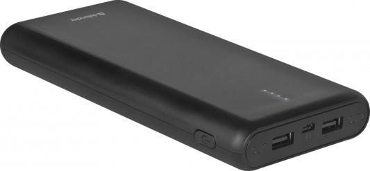 Defender Внешний аккумулятор Lavita 16000B 2 USB, 16000 mAh, 2.1A (83618) аккумулятор defender tesla 5000 83638
