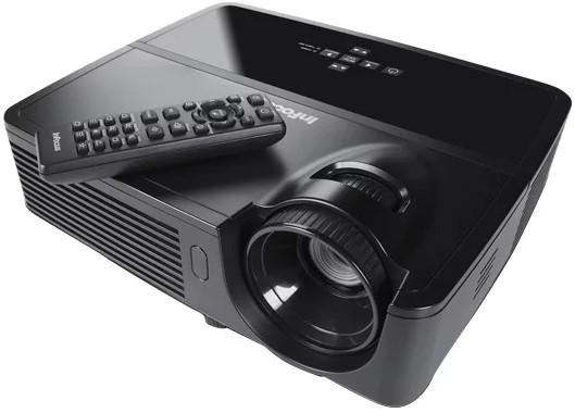 INFOCUS IN112xv {(Full 3D) DLP, 3500 ANSI Lm, SVGA, 16000:1, HDMI 1.4b, 1xVGA, Composite, S-video, RS232C, Mini USB B, лампа до 15000ч., 2.5 кг} 363a rca composite video