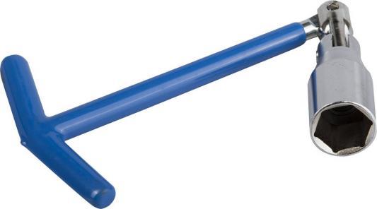 Ключ свечной ЗУБР 27501-16 ЭКСПЕРТ с шарниром, 16мм ключ разводной зубр эксперт 27255