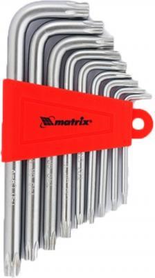 Набор ключей MATRIX 12305 имбусовых torx 9шт: t10-t50 crv короткие сатин. xd 2071 diy semiconductor cooler small air conditioning electronic diy suite small refrigeration system