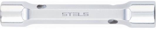 цена на Ключ STELS 13775 трубка торцевой усиленный 18х19мм crv
