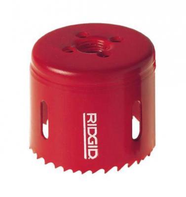 Коронка RIDGID 52925 биметаллическая м79 (79 мм) для оправок r2/r3/r6/r7 труборез ridgid 23488