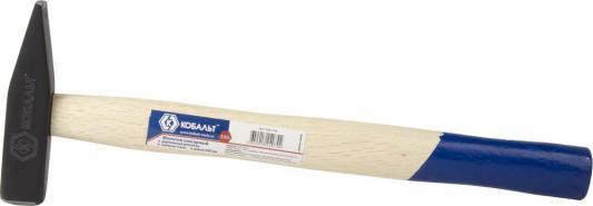 Молоток слесарный КОБАЛЬТ 240-744 300гр деревянная рукоятка топор плотницкий кобальт 241 109 800гр деревянная рукоятка