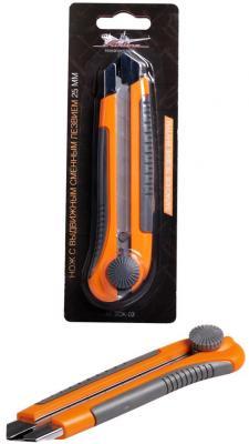 Нож AIRLINE AT-SOK-03 с выдвижным сменным лезвием 25мм нож airline at sok 03