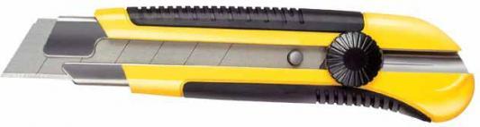 Нож STANLEY DYNAGRIP 0-10-425 25мм в ассортименте нож stanley 0 10 189