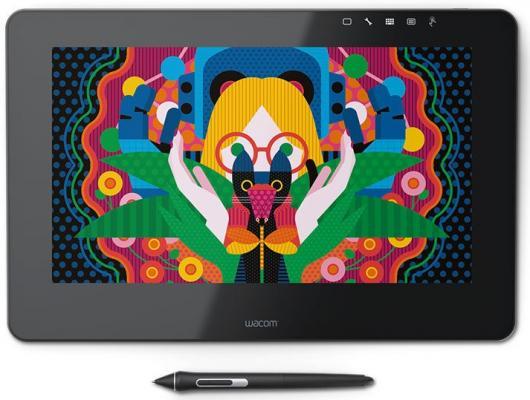 """Интерактивный дисплей WACOM Cintiq Pro 13 13.3"""" 1920x1080 DTH-1320A-RU цена и фото"""