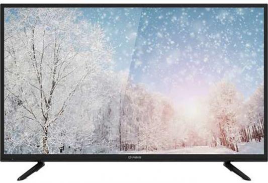 "Телевизор 43"" Irbis 43S30UD108B черный 3840x2160 60 Гц USB HDMI VGA телевизор 55 akai lea 55v59p uhd 3840x2160 usb hdmi vga черный"