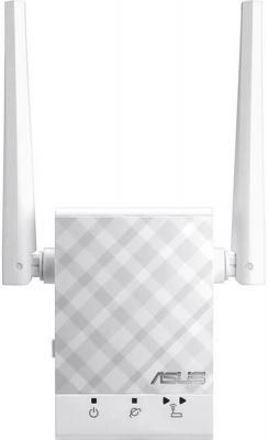 Усилитель сигнала ASUS RP-AC51 802.11abgnac 733Mbps 2.4 ГГц 5 ГГц 1xLAN LAN белый