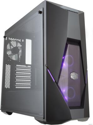 Корпус ATX Cooler Master MasterBox K500 Без БП чёрный MCB-K500D-KGNN-S00 корпус atx miditower cooler master masterbox mb500 mcb b500d kgnn s00 black