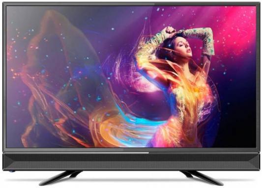 Плазменный телевизор 3D LED 43 Erisson 43ULEA19T2SM черный 3840x2160 50 Гц Wi-Fi Smart TV USB HDMI RJ-45