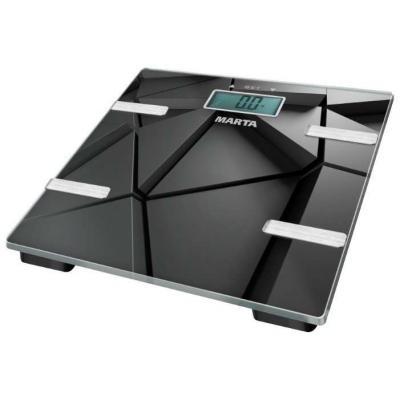 Весы напольные Marta MT-1675 темный агат цена
