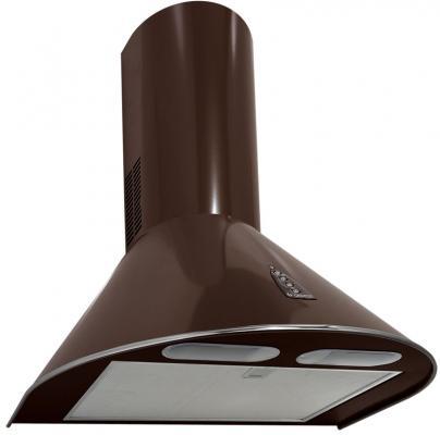 Вытяжка каминная Gefest ВО 1503 К17 коричневый вытяжка встраиваемая gefest во 4501 к17 коричневый
