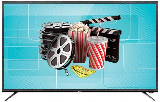 "Телевизор LED 32"" BBK 32LEX-7027/T2C черный 1366x768 50 Гц Wi-Fi VGA RJ-45"