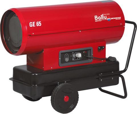 Теплогенератор мобильный дизельный Ballu-Biemmedue GE 65 теплогенератор мобильный дизельный ballu biemmedue ge 36
