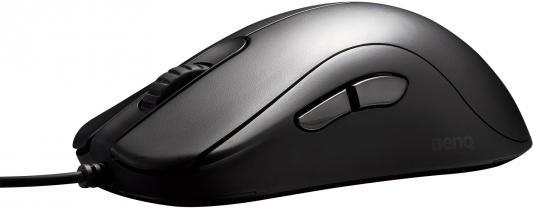 Фото - Мышь проводная BENQ Zowie ZA12 чёрный USB мышь benq zowie fk2 9h n05bb a2e