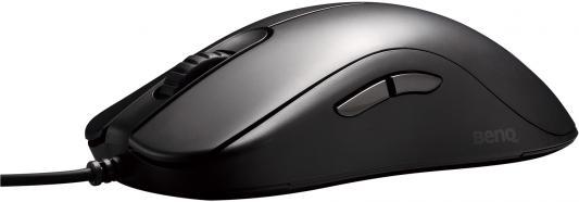 Фото - Мышь проводная BENQ Zowie FK1 чёрный USB мышь benq zowie fk2 9h n05bb a2e