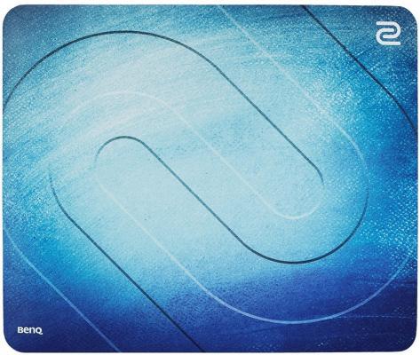 BENQ Zowie Коврик для мыши G-SR-SE BLUE игровой, профессиональный, 480 X 400 X 3.5 мм, мягкий медленный, синий. коврик benq zowie p sr 9h n0xfb a2e