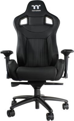 Купить со скидкой Thermaltake  Кресло игровое Tt Premium X Fit XF 100 black