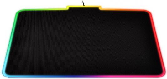 Thermaltake Коврик для мыши игровой Tt eSPORTS Draconem RGB Hard Edition клавиатура tt esports challenger illuminated black