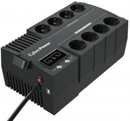 ИБП CyberPower BS450E NEW 450VA Черный цена
