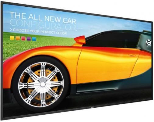 Профессиональная панель 42.5 PHILIPS BDL4330QL/00 Black (LED, 1920x1080, 6,5 mc, 178°/178°, 350 cd/m, 3000:1, DVI,HDMI) lcd панель philips bdl4260el 00