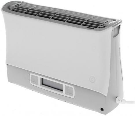 """Очиститель-ионизатор воздуха """"Супер-плюс-Био"""" LCD серый супер плюс ион очиститель ионизатор воздуха"""