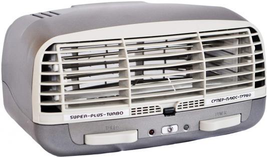 Очиститель воздуха Супер-плюс Супер-плюс-Турбо серый очиститель ионизатор воздуха супер плюс турбо черный