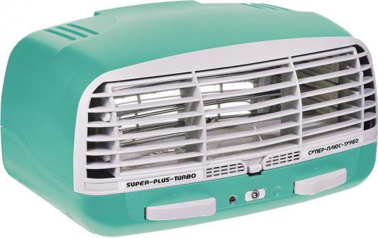 Очиститель воздуха Супер-плюс Супер-плюс-Турбо зелёный очиститель ионизатор воздуха супер плюс турбо черный