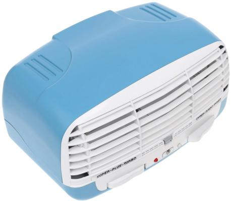 """Очиститель-ионизатор воздуха """"Супер-плюс-Турбо"""" синий супер плюс ион очиститель ионизатор воздуха"""