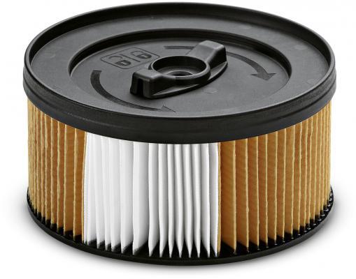 Аксессуар для пылесосов Karcher WD, патронный фильтр к WD 4.200/ 5.300 аксессуар фильтр для omron cx cx2 cx3 cxpro c30 c24 c24 kids c20