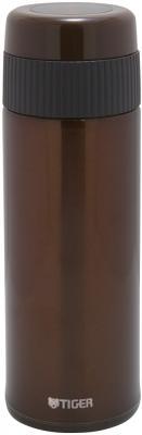 Термокружка TIGER (Китай) MMR-A045 Brown 0,45л коричневый fenlu hysft buddha head shaped tiger s eye beads pendant necklace brown black multi color
