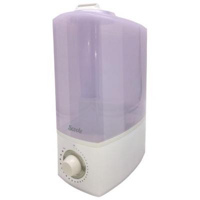 Увлажнитель воздуха Scoole SC HR UL 04 (VO) фиолетовый scoole sc hr ul 01 w