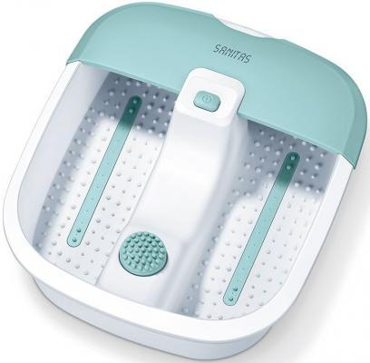 Гидромассажная ванночка для ног Sanitas SFB 07 60Вт белый гидромассажная ванночка для ног smile wfm 3006