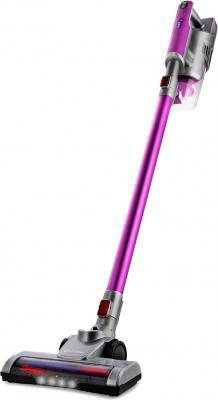 Картинка для Пылесос ручной KITFORT КТ-536-2 сухая уборка фиолетовый серебристый серый