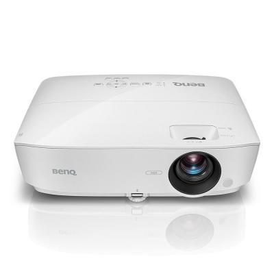 лучшая цена Проектор BENQ MX535 1024x768 3600 люмен 15000:1 белый 9H.JJV77.33E