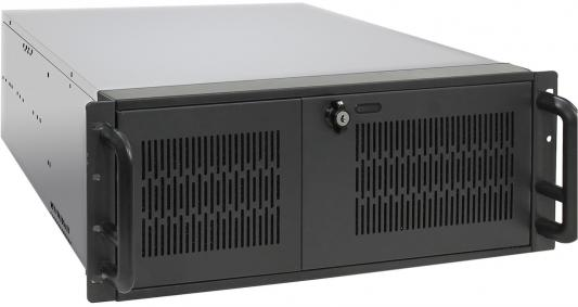 Exegate EX234968RUS Серверный корпус Exegate Pro 4U650-10/4U4139L <RM 19, высота 4U, глубина 650, БП 600ADS, USB>