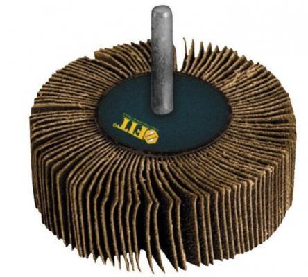 Круг Лепестковый Радиальный (КЛ) FIT 39563 для дрели 60 х 20 х 6мм ( р60 ) бумага наждачная fit 11 5 х 5 м р60