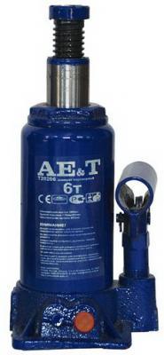 Домкрат AE&T T20206 бутылочный 6т